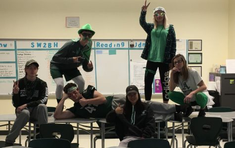 Abington High Students Have Spirit!