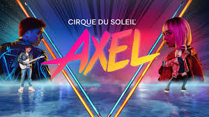 Cirque du Soleil is on ice with their performance of Axel.