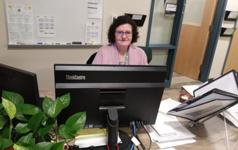 Spotlight on Mrs. Potter, Administrative Secretary