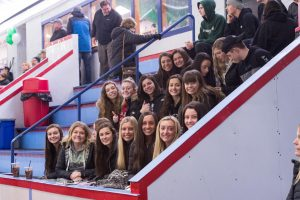 Big Win for Abington Hockey