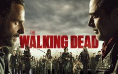 The Walking Dead, a TV show first released in 2010, is based on the comic book series by Robert Kirkman and is about life after a zombie apocalypse.