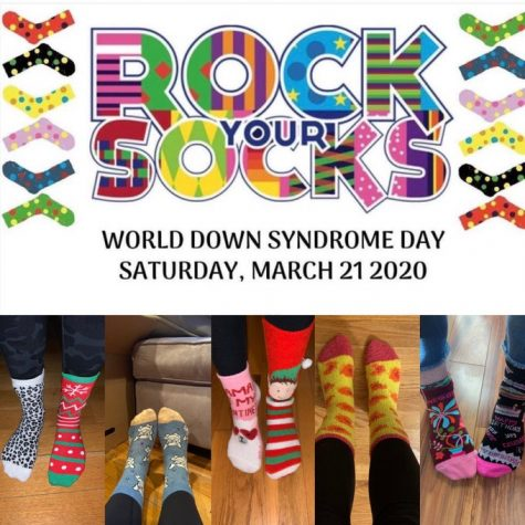 AHS Rocks Their Socks
