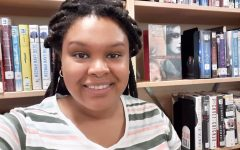 Ms. Aliyah Harris, the Abington Middle High School Librarian-Tutor is busy preparing for the new 2020-2021 school year.
