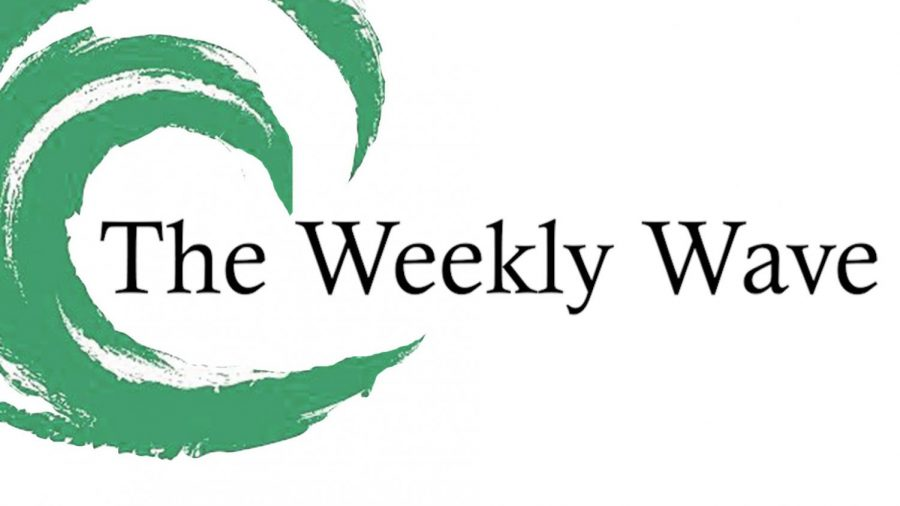 The+Weekly+Wave+is+a+program+of+Abington+High+School%27s+Green+Wave+Gazette%2C+created+by+Matthew+Lyons+and+Aaron+Johnson.