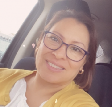 Abington High School Speech and Language Pathologist Ms. Sandra Solano came to the High School in 2019 and serves students in all grades with speech, language, and communication challenges.